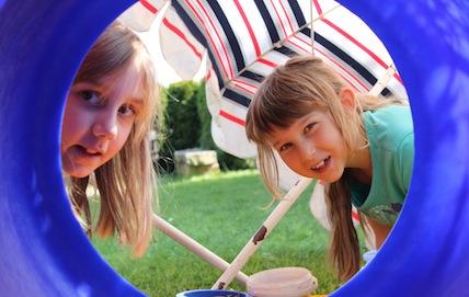 Speil und SPass in der Kindertagesstätte